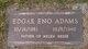 Edgar Eno Adams