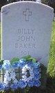 Billy John Baker