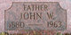 Profile photo:  John Webster Brownell