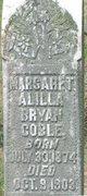 Profile photo:  Margaret Alilla <I>Bryan</I> Coble