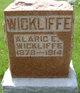 Profile photo:  Alaric E. Wickliffe