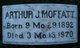 Arthur J Moffatt