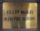 Eileen <I>Shaver</I> McKay