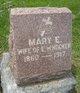 Profile photo:  Mary Elizabeth <I>Bailey</I> Hocker