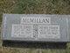 """Harriet Mable """"Hattie"""" <I>Ferris</I> McMillan"""