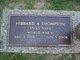 """Hibbard Arthur """"Sonny"""" Thompson"""