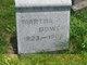 Martha Jane <I>Poage</I> Bower