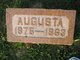 Augusta <I>Bagley</I> Worthen