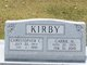"Carrie Mae ""Cater"" <I>Clark</I> Kirby"