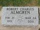 Profile photo:  Robert Charles Almgren