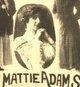 Mattie A <I>Adams</I> Kohler