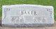 Mollie <I>Graff</I> Baker