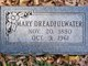 Mary <I>Dick</I> Dreadfulwater