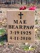 Mae <I>Guess</I> Bearpaw