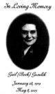 Profile photo:  Gail Idelle <I>Bock</I> Groulik