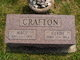 Profile photo:  Clyde Earnest Crafton