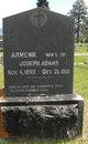Profile photo:  Armenie <I>Dugas</I> Adams