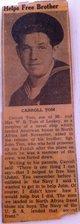 Carroll Samuel Tom