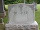 Profile photo:  John F Becker