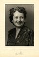 "Profile photo:  Frederica Belmont Helena ""Rica"" Dowd"