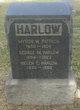 Profile photo:  George M. Harlow