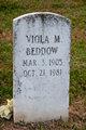 Profile photo:  Viola Beddow