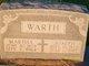 Martha <I>Witt</I> Warth