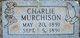 Profile photo:  Charlie Murchison