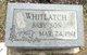 Profile photo:  Whitlatch