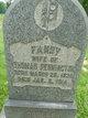 Fanny Pennington
