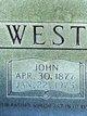 John Crittendon West