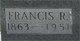 "Profile photo:  Francis Riley ""France"" Aud"