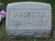 Profile photo:  Alceste <I>Avey</I> McGrew