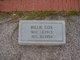 "Profile photo:  Essie May ""Billie"" <I>Hall</I> Cox"