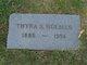 Thyra S. Holmes