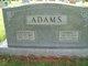 Profile photo:  Clara <I>Thurmond</I> Adams