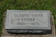 Gladys <I>Smith</I> Fisher
