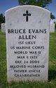 Bruce Evans Allen