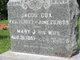 Mary Jane <I>Miller</I> Cox