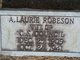 Profile photo:  A Laurie <I>Robeson</I> Council