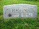 Eveline Ester <I>Clevenger</I> Berglund