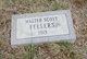 Profile photo:  Walter Scott Fellers