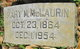 Mary M McLaurin
