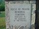 House of Prayer Church Cemetery