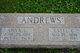 Anna Louise <I>Dickey</I> Andrews
