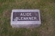 Profile photo:  Alice I <I>Nelson</I> Blenkner