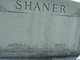 """Arthur Collner """"A.C."""" Shaner"""