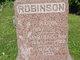 Martha Ada <I>Cox</I> Robinson