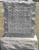 "Profile photo:  Abigail A. ""Abbie"" Rishel"