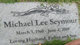 Michael Lee Seymour